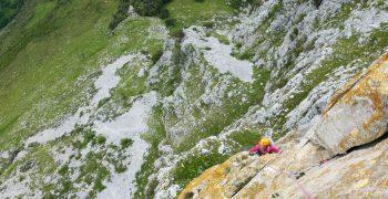 escalada clásica Ranero