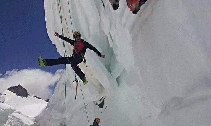 Curso de progresión y rescate glaciar