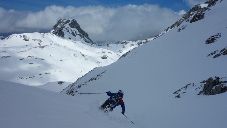 Esquí en Picos de Europa
