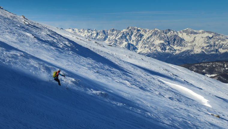 Esquí de montaña Cordillera Cantábrica