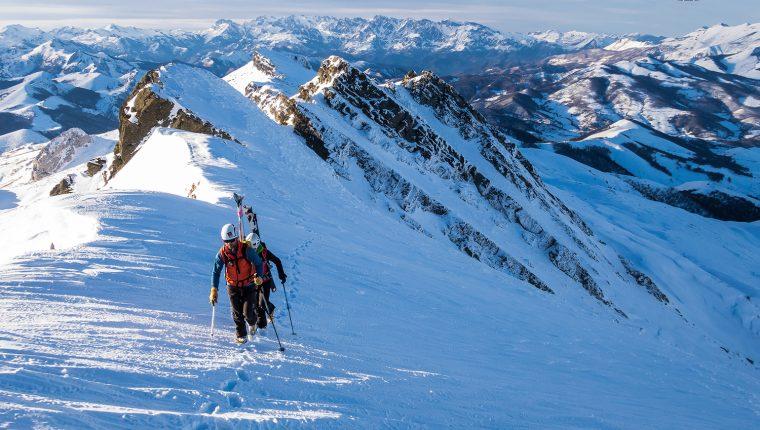 Salidas guiadas esquí de montaña