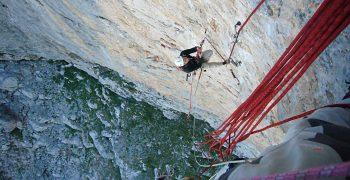 escalada artificial