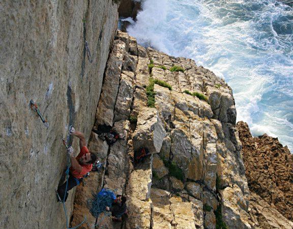 Curso de iniciación escalada en Cantabria y Palencia