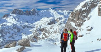 Curso iniciación alpinismo