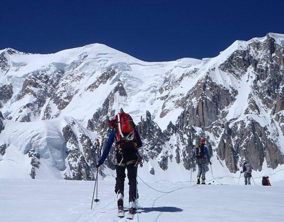 Curso de tecnificación en esquí de montaña