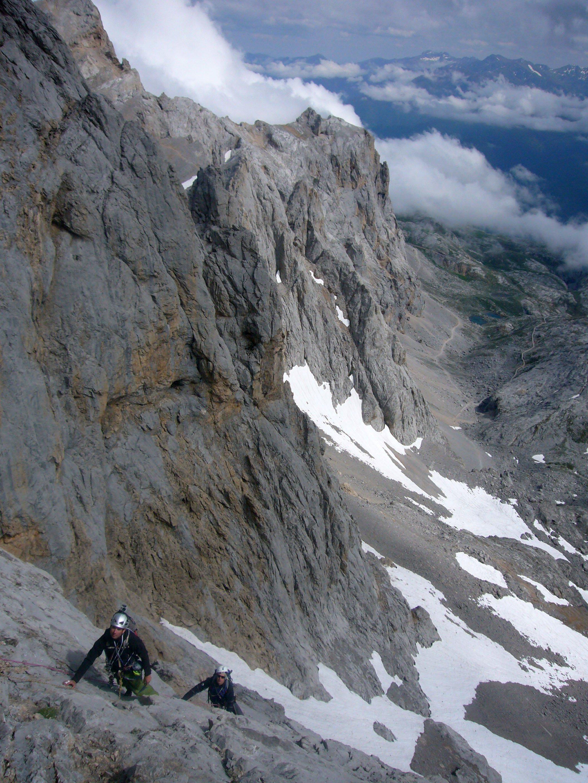 Los que se echaron al monte – Santa Ana
