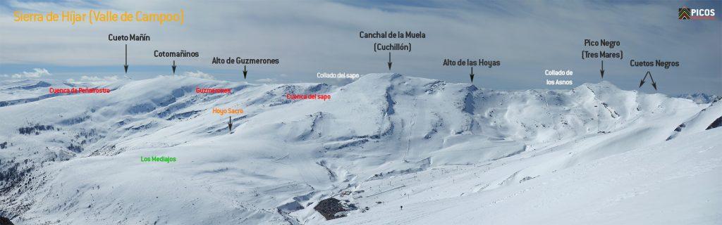 Sierra de Híjar (Valle de Campoo)